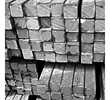 Металлический квадрат 6х6 мм